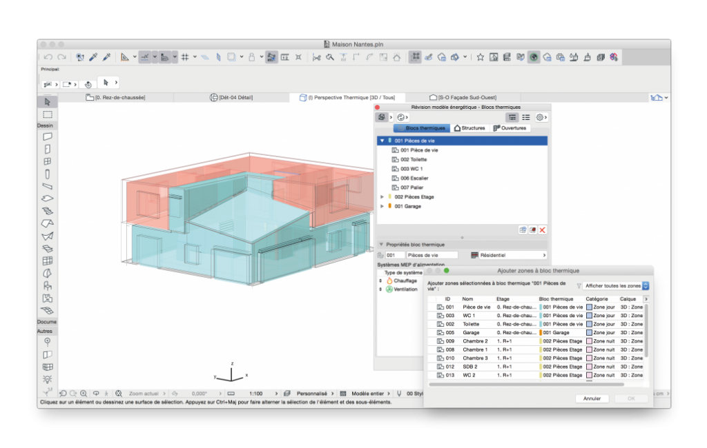 Formation Archicad 20 Montpellier